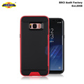Dual Layer Armor Carbon Fiber Case For Samsung Galaxy S8 Plus Cover