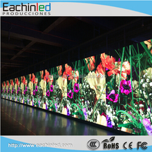 New products on China market sealess install P3.91 Stage Background indoor LED moving sign