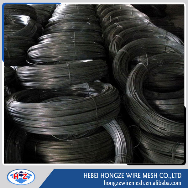 supply low price black steel nail wire made in China (factory price) concrete reinforcing wire lowes