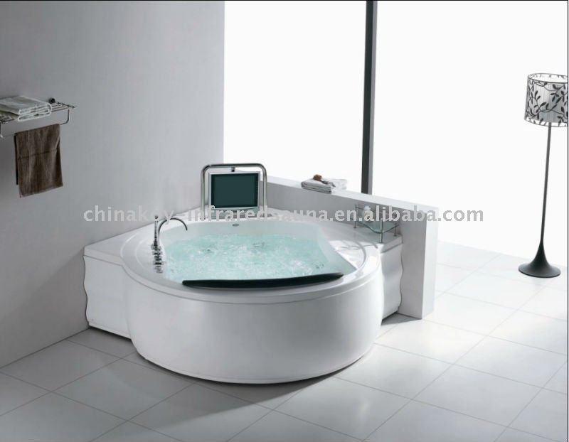 whirlpool badewanne mit tv massage badewanne k8181 whirlpool badewanne produkt id 460233656. Black Bedroom Furniture Sets. Home Design Ideas