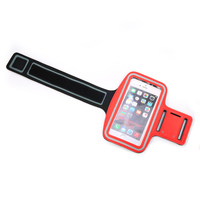 hiking stretch reflective armband for iPhone Samsung galaxy not 2 3 4 5 C5 C7 A7 A8