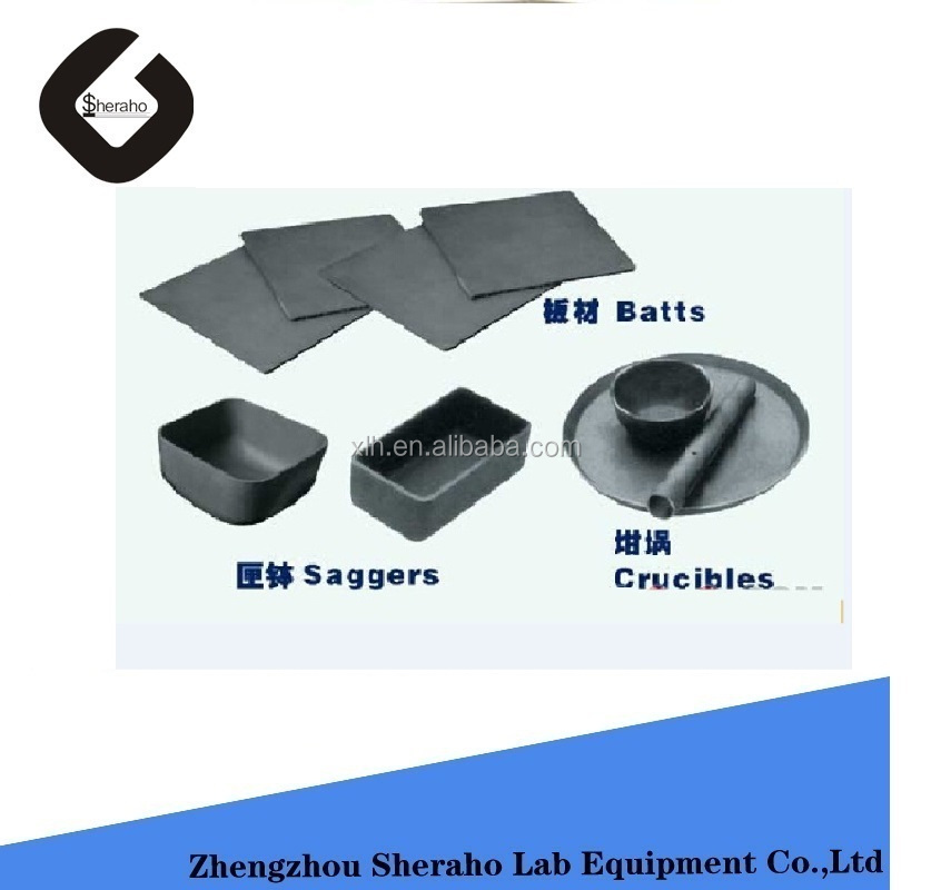 High purity Silicon Carbide crucible for laboratory heating