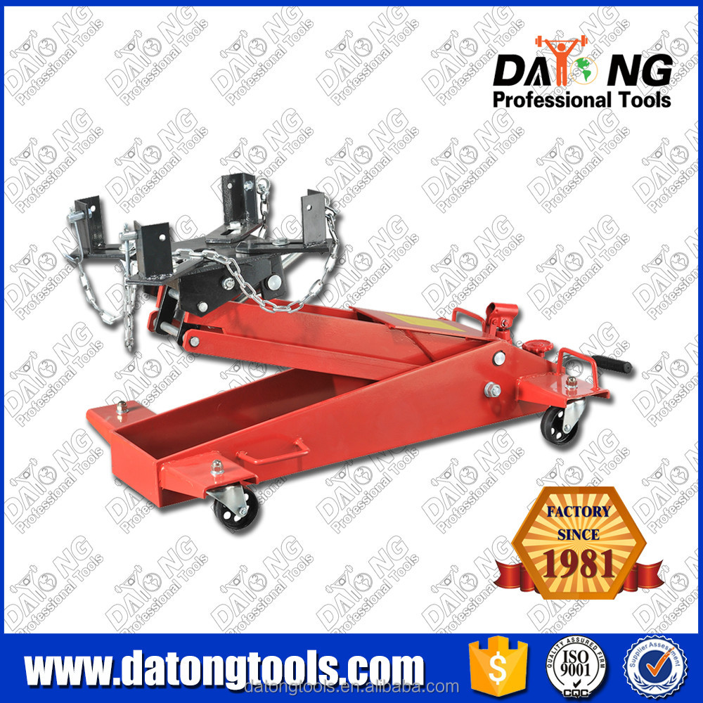 0.5 ton low profile transmission jacks for auto mobiles
