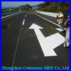 Factory price high quality road line marking paint/luminescent road marking paint with long service life