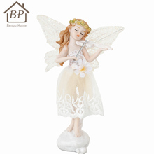 High quality resin fairies figurines home decor product