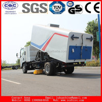 Road Sweeper Truck OR Suction Sweeping Vehicles