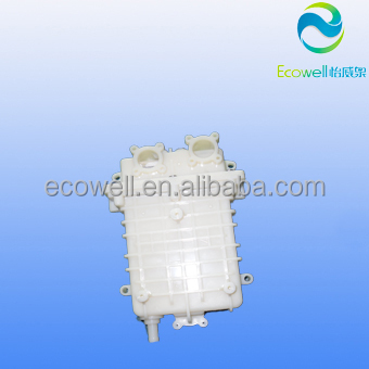 3 plate / 5 plate titanum electrolysis chamber for water treatment / Titanium electrodes chamber