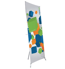 80cm x 180cm moving roll up banner stand/X banner