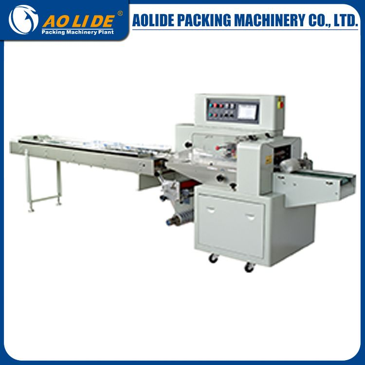 Quick parameter settings Semi-Automatic used sachet packing machines