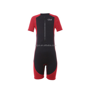 New Wetsuit Kids Shorties 2.5mm Child Swim Surfing Snorkeling Wet Suits
