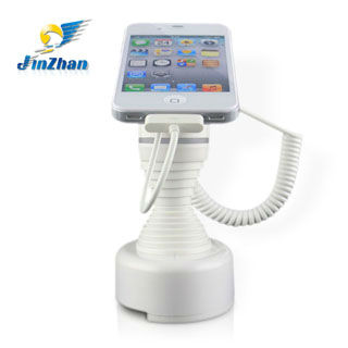 anti lost alarm display stand for phone loss prevention