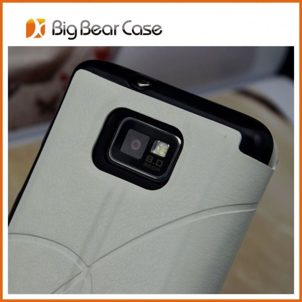 case for cellphone wallet case for samsung i9100 galaxy s2