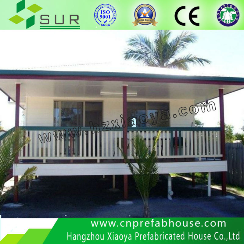 Construction Steel Sandwich Panel Flat Pack China Prefabricated Homes