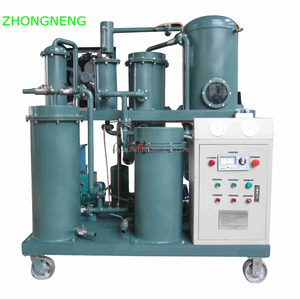 Newest Hydraulic Oil Filtration, Used Lube oil Recycling Plant, Waste Engine Oil Motor to Diesel