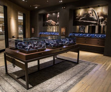 Superior Quality Retail Jewelry Showroom Design