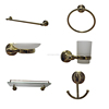 Bath Hardware Accessory Wall Mounted Rose