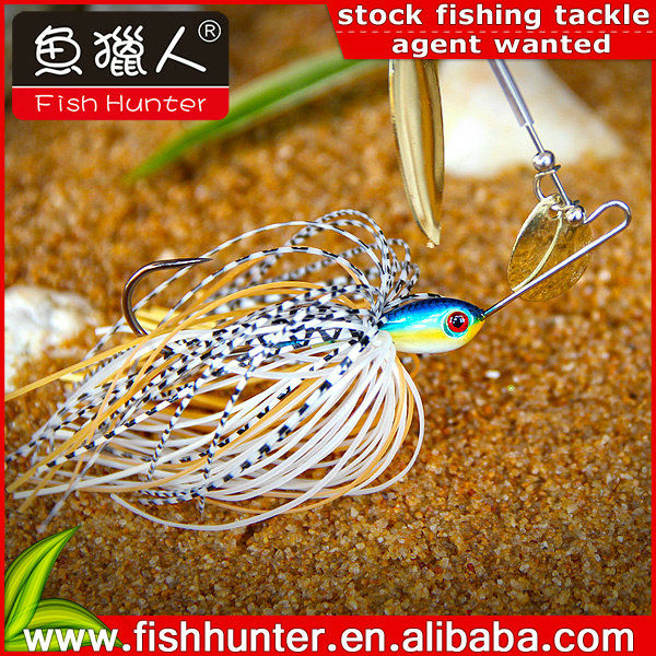 spinner bait Artificial lure metal lure Metal lure