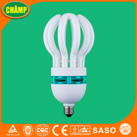 85W Lotus Light CFL Light Bulbs Power Saver