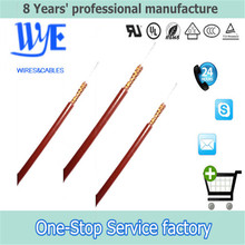 2.5mm2 VDE certification flexible nickel core high temperature wire and cable
