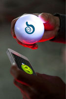 2014 Popular portable app controlled for iphone 6 wireless charging robotic ball remote control