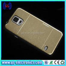 High Quality Products Motomo Korean metal phone case for Samsung Galaxy S5 i9600
