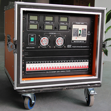 ZJM customized power distros for festival,trade show and special event