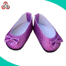 Hot selling fashion cute bjd American girl doll shoes wholesale