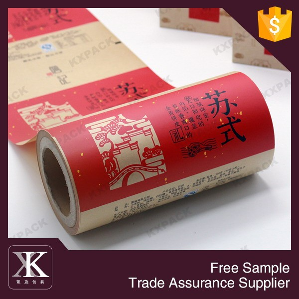 Top Quality Food Packaging Film For Cake