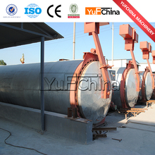 2014 newly 20000 m3 fly ash/sand ground cutting aac autoclave plants block machine