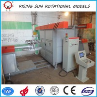 Hot selling rotomolding plastic ice box Shuttle rotomolding rotary to shape product with great price