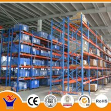 warehouse factory tubular storage iron racks