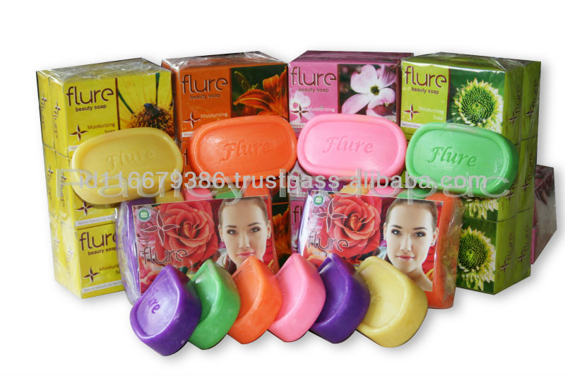 Flure Beauty Soap and 5in1 Soap