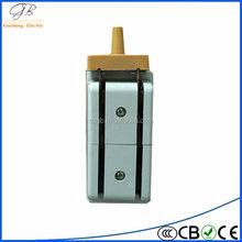 chinese cheap 4p 63a double throw toggle ceramic knife switch