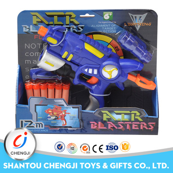 Promotional high quality plastic soft air bullet toy gun bulk buy