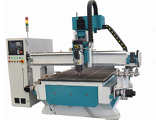 Best price high quality automatic tool changing ATC CNC wood furniture making carving router machine