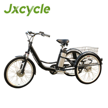 basket shopping adult tricycle