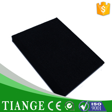 Hot sale fabric acoustic wall panel high density wall board acoustic room treatment