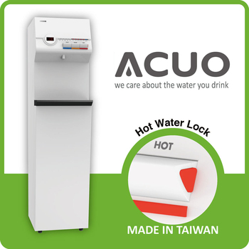ACUO Brands Elegance Hot Cold Normal Home Style Water Dispenser