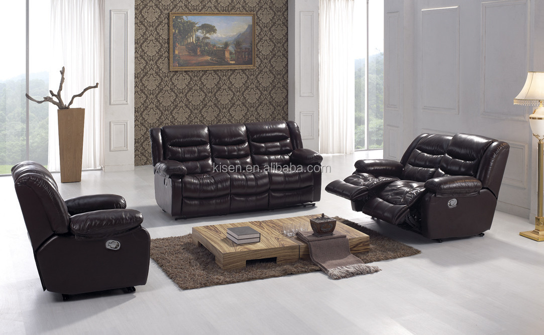Living room furniture leather recliner bed natuzzi sofa buy natuzzi