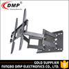 "NPLB137M-MW 400 x400 ESA Movable Folding Down Ceiling Lcd Clamp Wall Mount Tv Bracket for 23""-55"" TV Size"