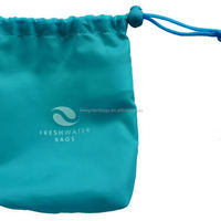 190T Polyester Custom Packaging Pouch With