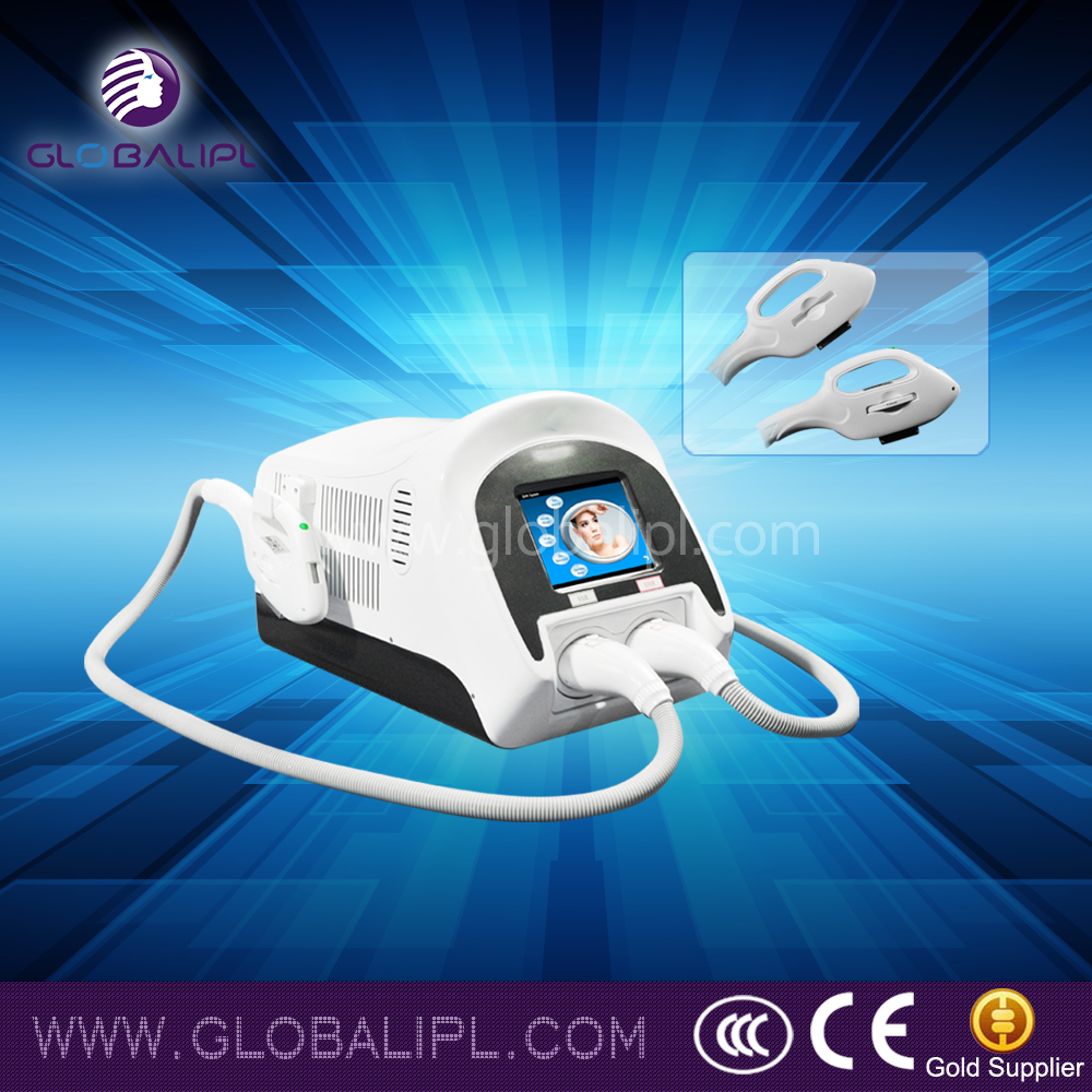 IPL/SHR hair remover machine Best price 2016 hot sell products skin care atf