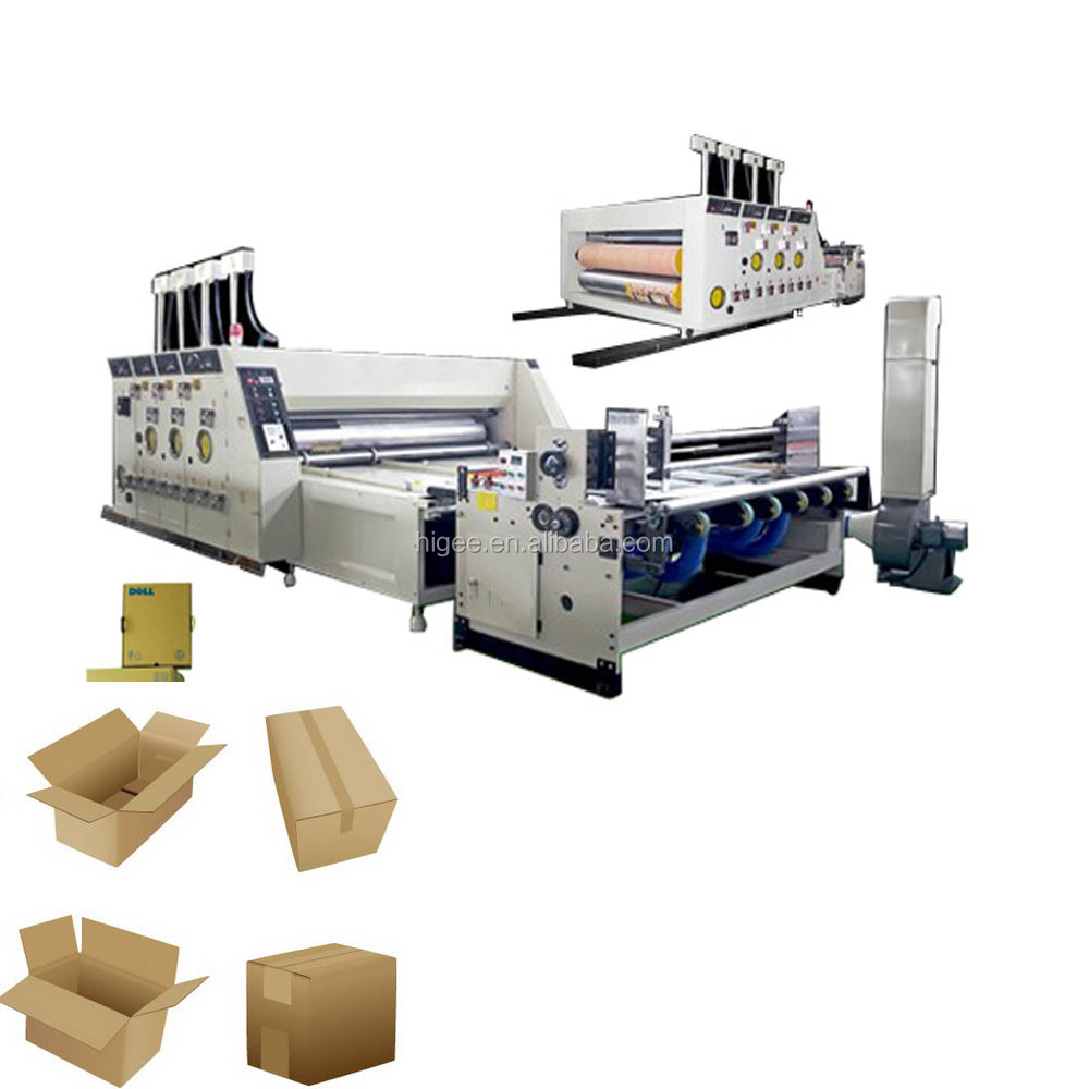 China overall supplier of corrugated cardboard carton manufacturer plant