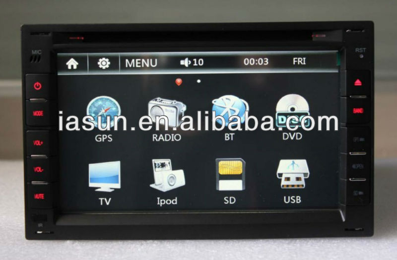 Special Android car DVD GPS Bluetooth TV IPOD FOR VW PASSAT
