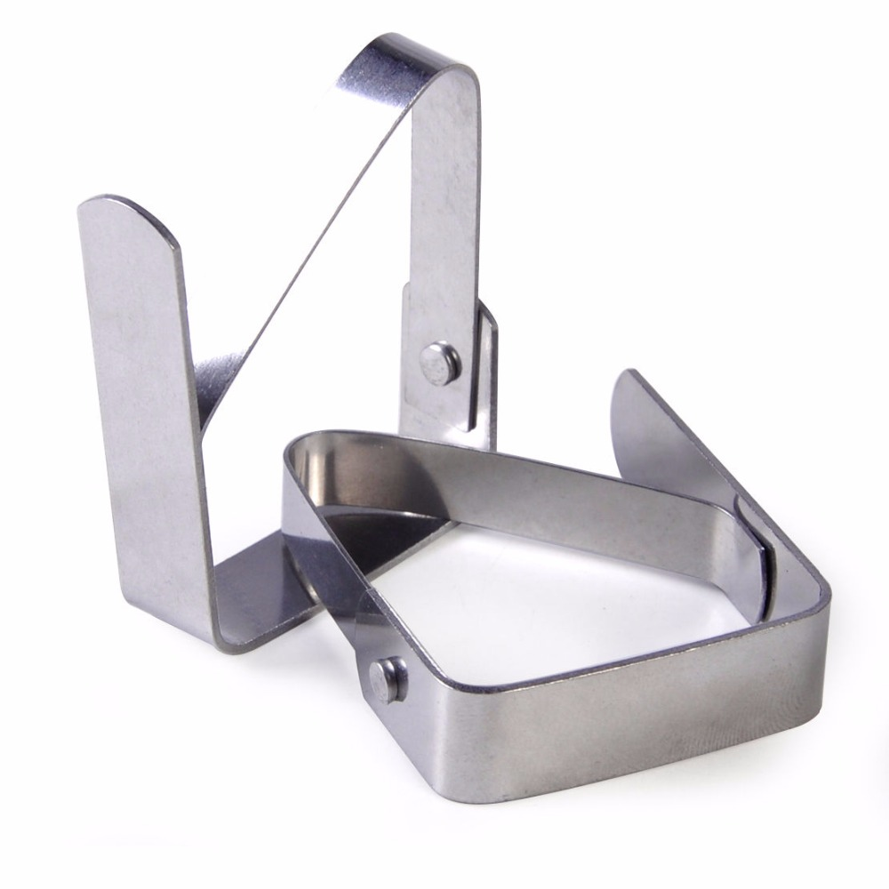 Stainless steel table cover cloth clamps for home party & picnic