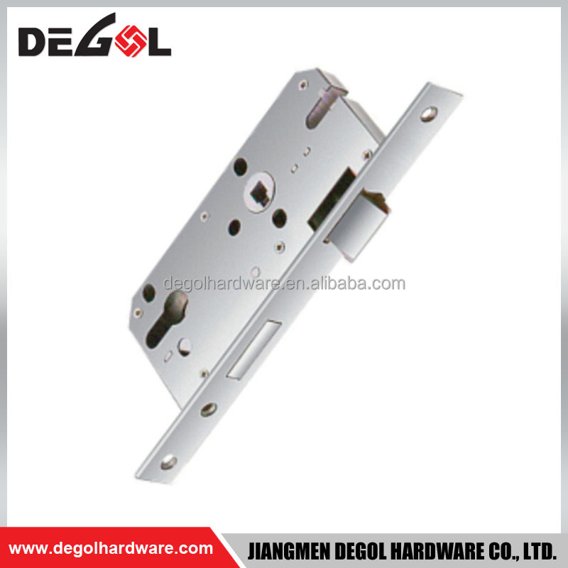 China factory price stainless steel residential european standard mortise locks