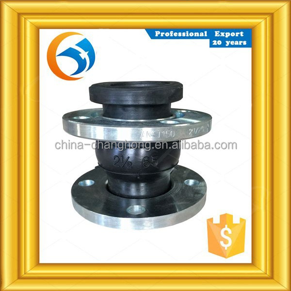20 percent off DN50 galvanized flange jgd/rubber concentric expansion joints with ISO