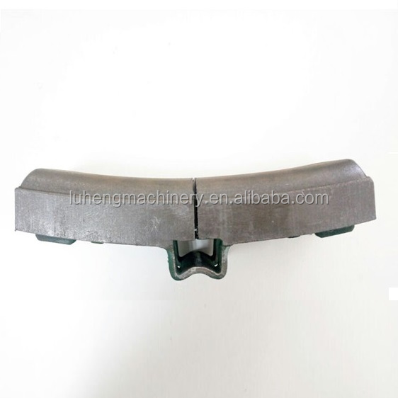 Rail road parts Train Brake Pad, Railway train parts Q235