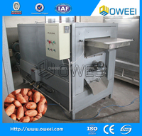 Best selling gas roasting oven for pumpkin seeds
