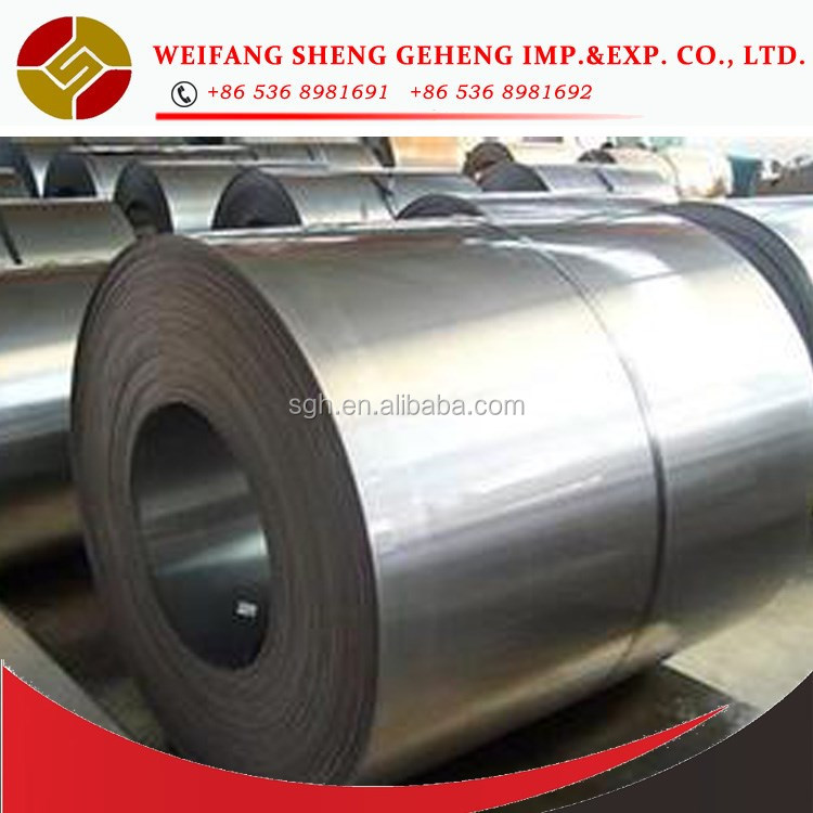 JIS G3131 SPHC Cold rolled steel